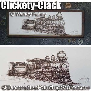 Clickety Clack ePacket - Wendy Fahey - PDF DOWNLOAD