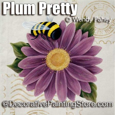 Plum Pretty ePacket - Wendy Fahey - PDF DOWNLOAD
