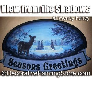 View from the Shadows ePacket - Wendy Fahey - PDF DOWNLOAD