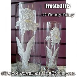 Frosted Iris ePacket - Wendy Fahey - PDF DOWNLOAD