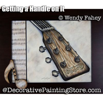 Getting a Handle on It ePacket - Wendy Fahey - PDF DOWNLOAD