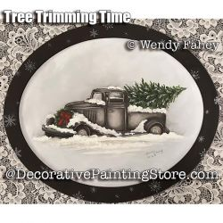 Tree Trimming ePacket - Wendy Fahey - PDF DOWNLOAD
