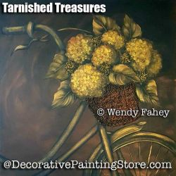 Tarnished Treasures ePacket - Wendy Fahey - PDF DOWNLOAD