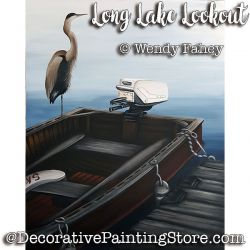 Long Lake Lookout ePacket - Wendy Fahey - PDF DOWNLOAD