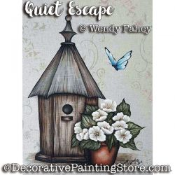 Quiet Escape ePacket - Wendy Fahey - PDF DOWNLOAD