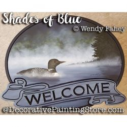 Shades of Blue ePacket - Wendy Fahey - PDF DOWNLOAD