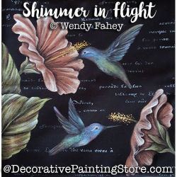Shimmer in Flight ePacket - Wendy Fahey - PDF DOWNLOAD