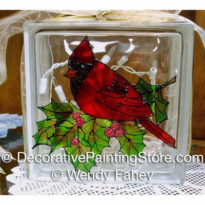 Cardinal Glass Block ePacket - Wendy Fahey - PDF DOWNLOAD