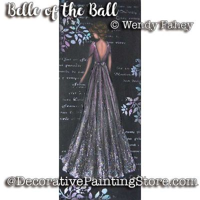 Belle of the Ball ePacket - Wendy Fahey - PDF DOWNLOAD