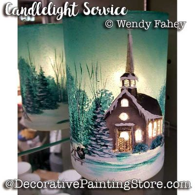 Candlelight Service ePacket - Wendy Fahey - PDF DOWNLOAD