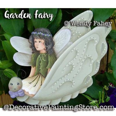 Garden Fairy ePacket - Wendy Fahey - PDF DOWNLOAD