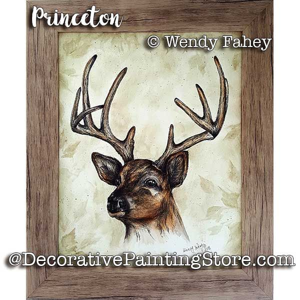 Princeton Pen and Ink ePacket - Wendy Fahey - PDF DOWNLOAD