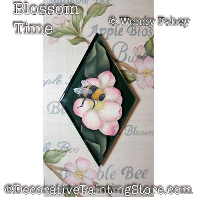 Blossom Time ePacket - Wendy Fahey - PDF DOWNLOAD