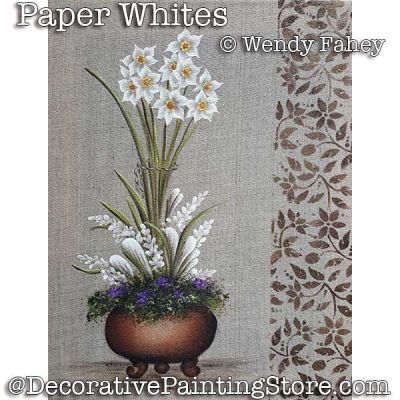 Paper Whites ( ePacket - Wendy Fahey - PDF DOWNLOAD