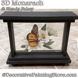 3D Monarch DOWNLOAD - Wendy Fahey