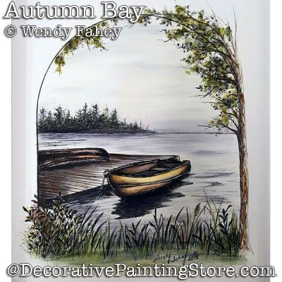 Autumn Bay DOWNLOAD - Wendy Fahey
