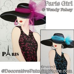 Paris Girl DOWNLOAD - Wendy Fahey