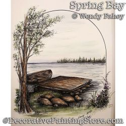 Spring Bay DOWNLOAD - Wendy Fahey