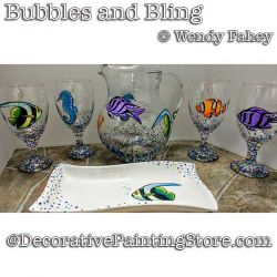 Bubbles and Bling DOWNLOAD - Wendy Fahey