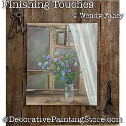 Finishing Touches DOWNLOAD - Wendy Fahey