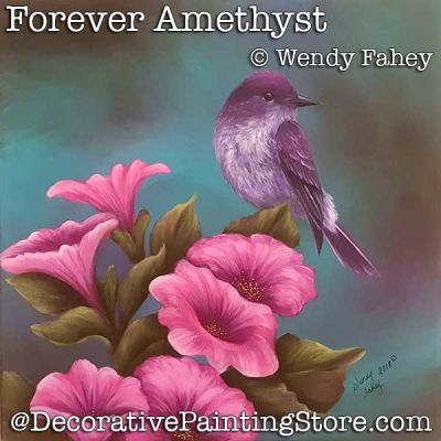 Forever Amethyst DOWNLOAD - Wendy Fahey