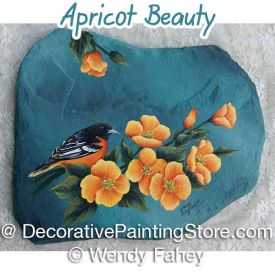 Apricot Beauty ePacket - Wendy Fahey - PDF DOWNLOAD