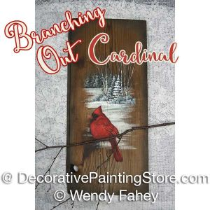 Branching Out Cardinal ePacket - Wendy Fahey - PDF DOWNLOAD
