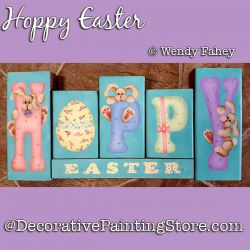 Hoppy Easter DOWNLOAD - Wendy Fahey