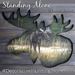 Standing Alone (Moose) DOWNLOAD - Wendy Fahey