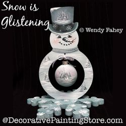 Snow Is Glistening DOWNLOAD - Wendy Fahey