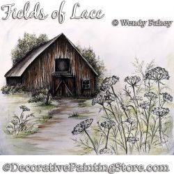 Fields of Lace DOWNLOAD - Wendy Fahey