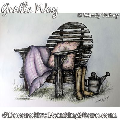 Gentle Way DOWNLOAD - Wendy Fahey