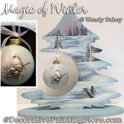 Magic of Winter DOWNLOAD - Wendy Fahey