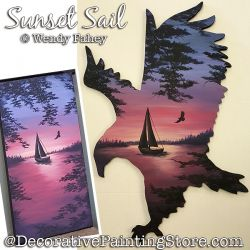Sunset Sail DOWNLOAD - Wendy Fahey