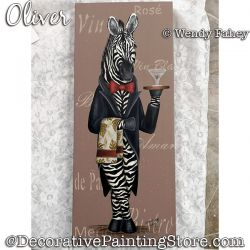 Oliver (Zebra) DOWNLOAD - Wendy Fahey