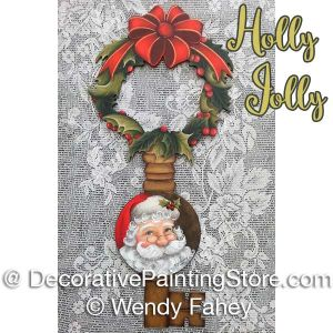 Holly Jolly Christmas ePacket - Wendy Fahey - PDF DOWNLOAD