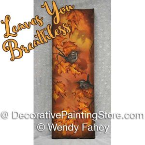 Leaves You Breathless ePacket - Wendy Fahey - PDF DOWNLOAD