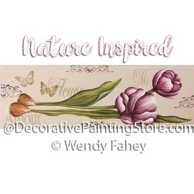 Nature Inspired ePacket - Wendy Fahey - PDF DOWNLOAD