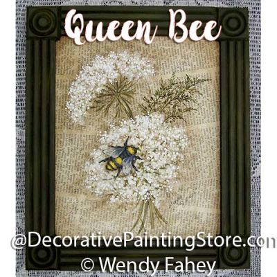 Queen Bee ePacket - Wendy Fahey - PDF DOWNLOAD