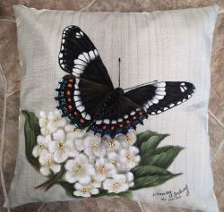 For My Mom (Butterfly) Painting Pattern PDF DOWNLOAD - Wendy Fahey