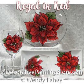 Regal in Red ePacket - Wendy Fahey - PDF DOWNLOAD