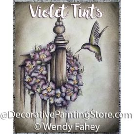 Violet Tints ePacket - Wendy Fahey - PDF DOWNLOAD