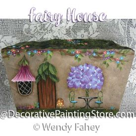 Fairy House Garden Rock ePacket - Wendy Fahey - PDF DOWNLOAD