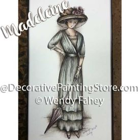 Madeleine - Victorian Lady ePacket - Wendy Fahey - PDF DOWNLOAD
