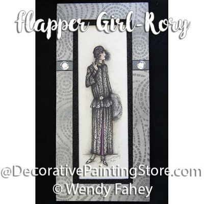 Rory - Flapper Girl ePacket - Wendy Fahey - PDF DOWNLOAD