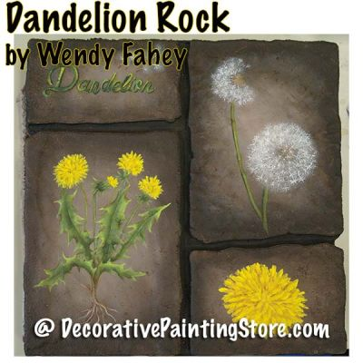 Dandelion ePacket - Wendy Fahey - PDF DOWNLOAD
