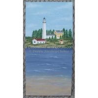 South Manitou Lighthouse ePattern - Debby Forshey-Choma - PDF DOWNLOAD