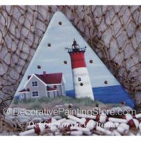 Nauset Lighthouse ePattern - Debby Forshey-Choma - PDF DOWNLOAD