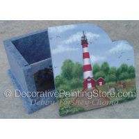 Assateague Lighthouse ePattern - Debby Forshey-Choma - PDF DOWNLOAD