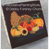 Harvest Bounty ePattern - Debby Forshey-Choma - PDF DOWNLOAD